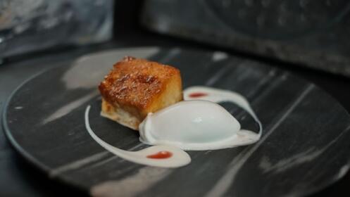 Menú degustación Restaurante La Costa y Terraza Carmona