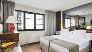 2 noches en habitación para 2+ Spa en HOTEL MELIÁ SOL Y NIEVE