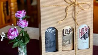3 botellas de vino tinto ecológico Bodega Haza del Lino