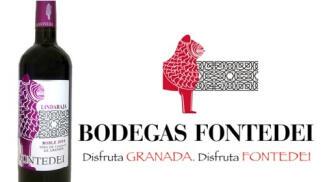 Botella Lindaraja 1500ml Bodegas Fontedei envío GRATIS Granada
