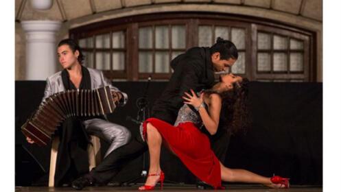 Código dto adicional: entrada La Porteña Tango + CD + Meet & Greet