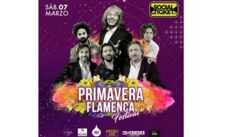 Primavera Flamenca Festival con Ketama y José Mercé – 7 de marzo