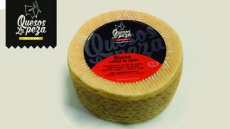 4 quesos de CABRA (1,7 Kg artesanales de Sierra Nevada)