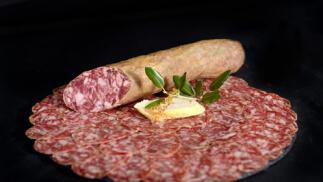 Pack Gourmet: vino tinto Fontedei + salchichón ibérico + chorizo ibérico con envío gratis