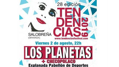 Los Planetas - Festival Tendencias, 2 agosto