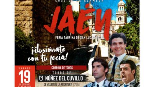 Feria Taurina San Lucas 2019 con Cayetano