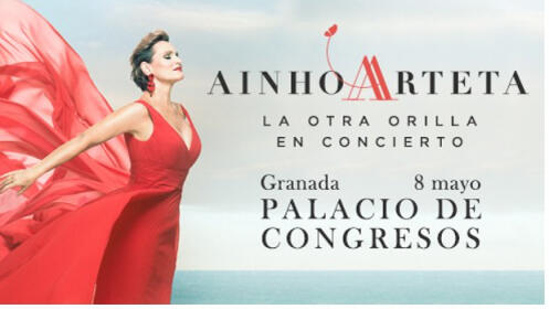 Ainhoa Arteta, 8 mayo