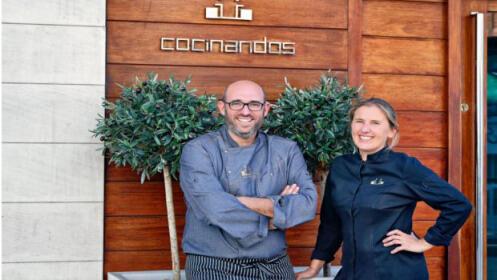Granada Gourmet 2019 Menú Degustación Restaurante Cocinandos (1 Estrella Michelin)