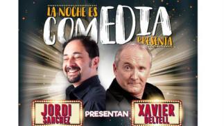 La Noche es Comedia, 20 septiembre