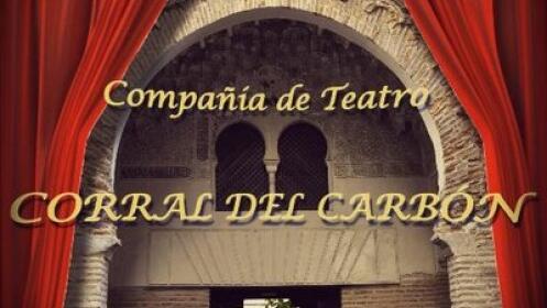 """24 marzo entradas """"El servidor de dos patronos"""" de cía Corral del Carbón."""