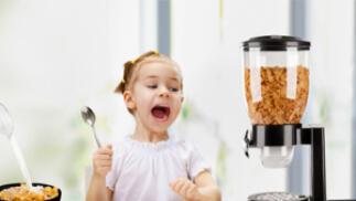 Dispensador de cereales
