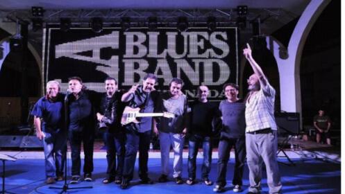 Elvira Blues Fest, 26 julio en Atarfe