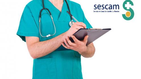 Oposición- auxiliar de enfermeria SESCAM 2019 (Castilla la mancha)