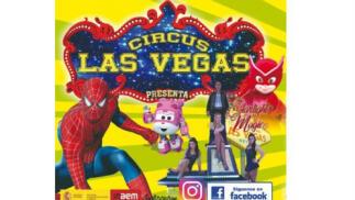 Circus Las Vegas entrada niño + adulto en Motril