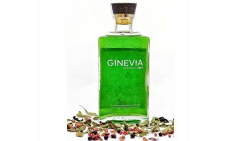 Ginevia Granada Premium Gin