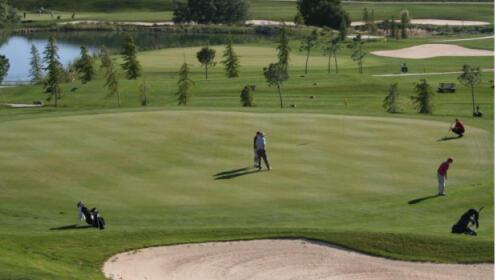 Aprender a jugar al golf, curso 8 horas
