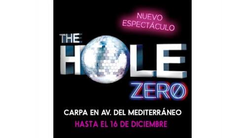 The Hole Zero en Almería: 7/12 a las 22:30h