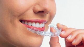 Férula descarga + limpieza dental + revisión y diagnóstico digital