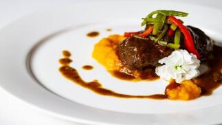 La Alquería de la Vega: menú exclusivo Granada Gourmet 2020