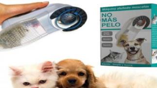 Cepillo aspirador de mascotas No Más Pelo por 5,95€