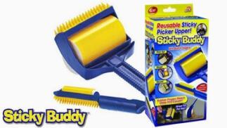 Rodillo limpiador Sticky Buddy por 7,95€