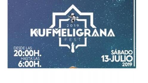 KUF Meligrana con J Quiles, 13 julio en Motril