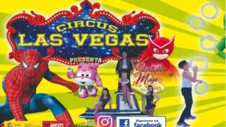 Motril: entrada niño + adulto Circo Las Vegas