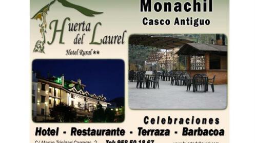 Menú para 2 de olla de San Antón - Huerta del Laurel