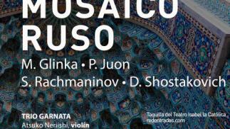 Una Hora de Cámara: Mosaico Ruso, 24 enero