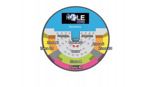 The Hole Zero en Granada: 18/11 a las 20:45h