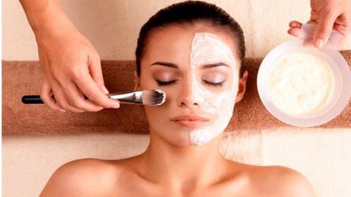 Tratamiento facial: higiene + hidratación