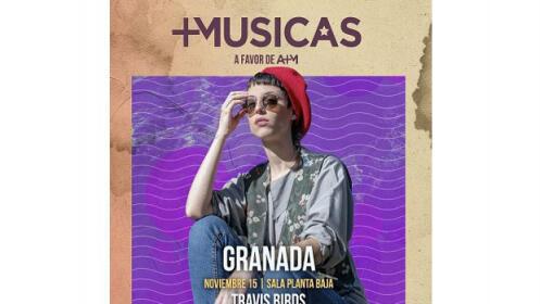 Festival Más Músicas, 15 noviembre
