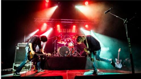 The Buzz Lovers, mejor tributo a Nirvana - 7 marzo