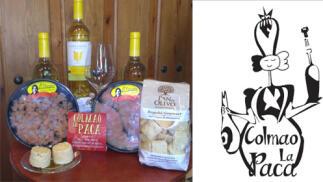 Pack gourmet: vino + plato de ahumados + queso