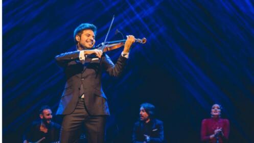 Paco Montalvo - Del clásico al flamenco, 21 diciembre
