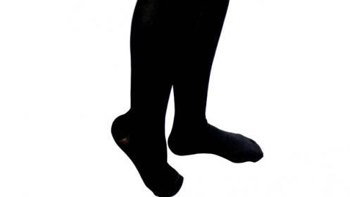Calcetines de compresión antifatiga