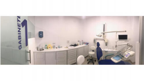 Férula bruxismo + limpieza dental