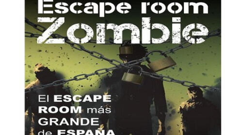 Escape room zombie en Armilla