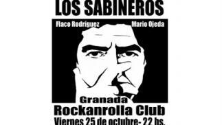 Entradas Los Sabineros, 25 octubre