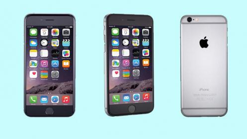 iPhone 6 gris espacial 16 GB REACONDICIONADO