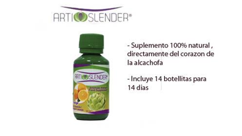 Suplemento dietético Alcachofa