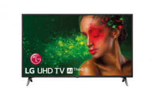 Televisión LG 49UM7100 Ultra HD 4K con Inteligencia Artificial