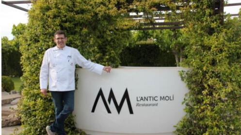 Granada Gourmet 2019 Menú Degustación Restaurante L´Antic Molí (1 Estrella Michelin)