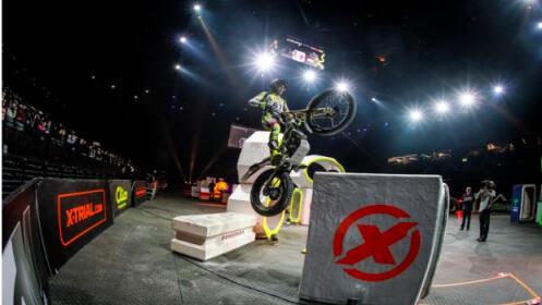 Entradas Campeonato del Mundo de  X-Trial día 23/02 planta 3 zona 1