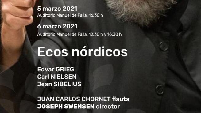 OCG: ECOS NORDICOS, 6 marzo 2021, 16:30h.