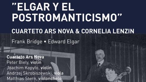 Una Hora de Cámara: Elgar y el Postromanticismo, 11 de abril