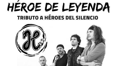 Concierto Héroe de Leyenda (tributo a Héroes del Silencio), 21 septiembre