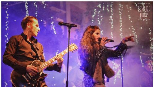 Rock en familia con Beso de Judas, 23 de febrero
