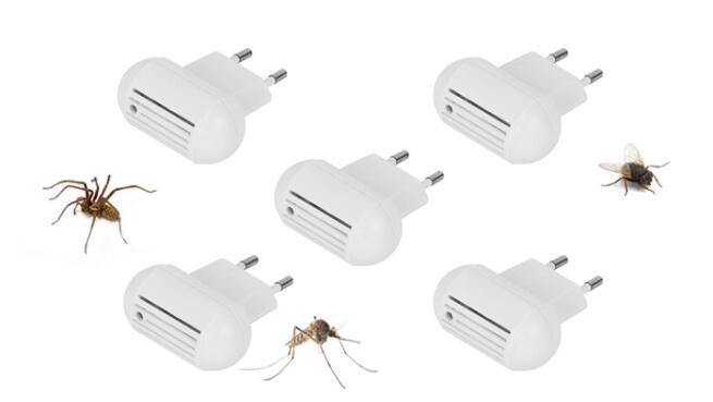 Pack de 5 antimosquitos ultrasonicos