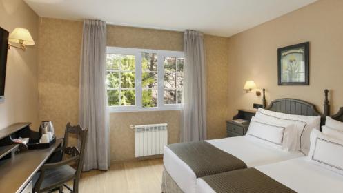 2 noches en habitación para 2+ Spa en HOTEL MELIÁ SIERRA NEVADA